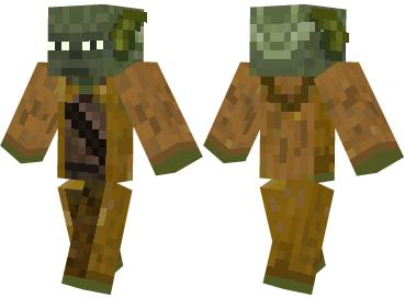 Скин Yoda