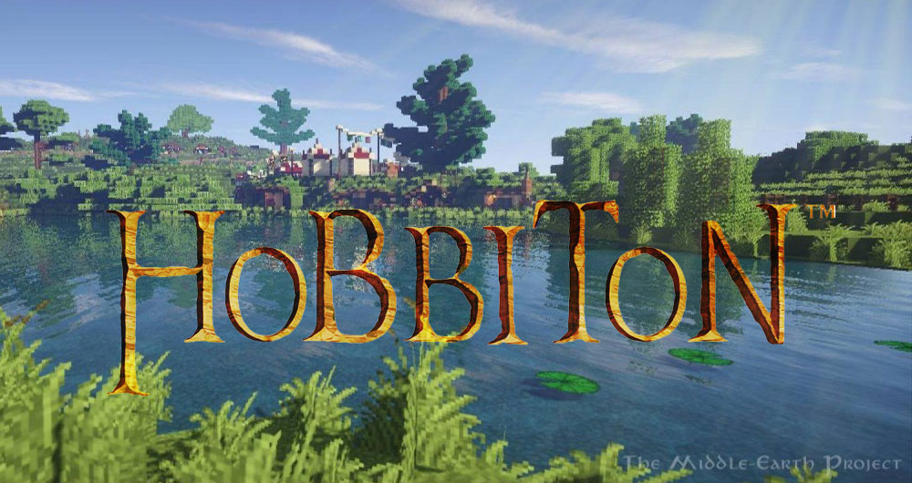 [32x] The Hobbiton - хоббиты из Властелина Колец