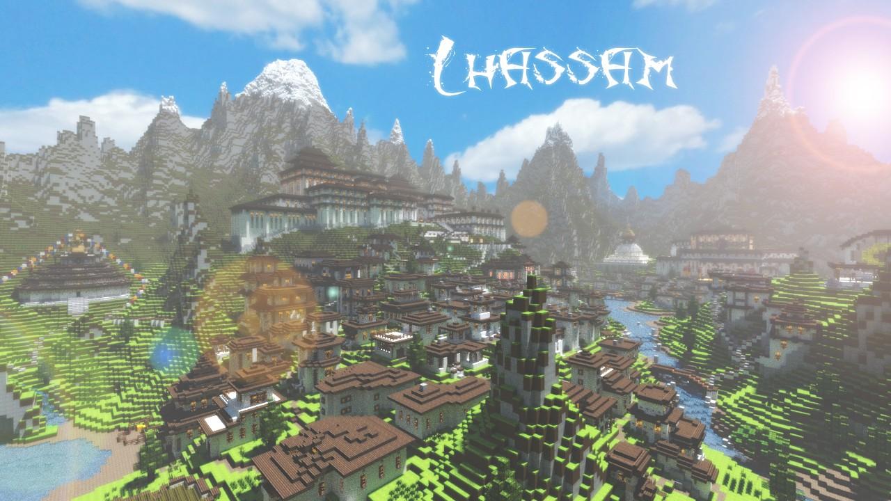 Lhassam - тибетское великолепие