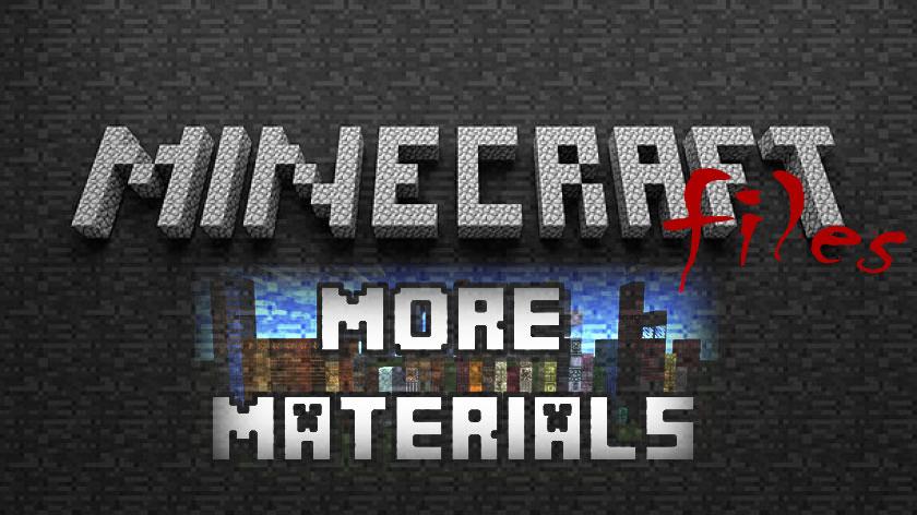 More Materials - строительные материалы