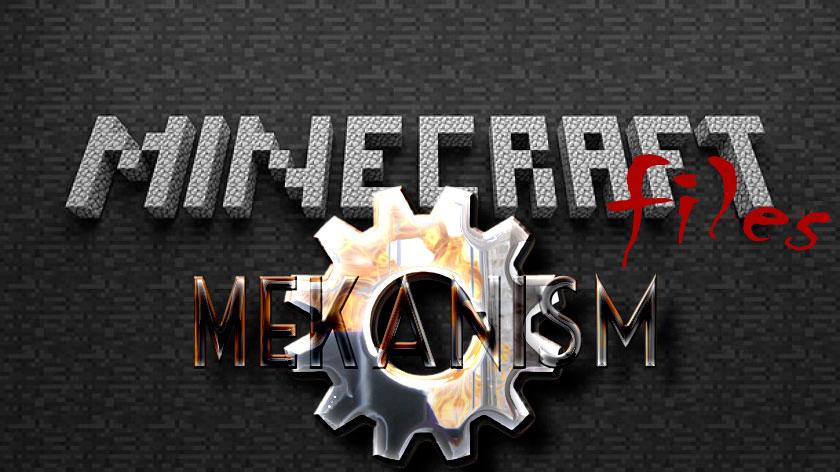 Mekanism - механизмы