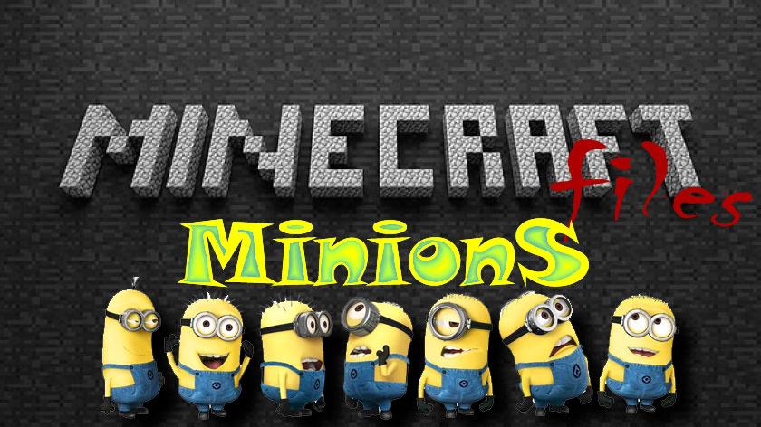 Minions - мод на миньонов-помощников