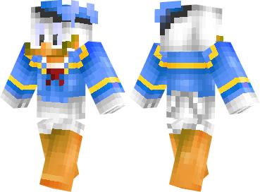 Скин Donald Duck