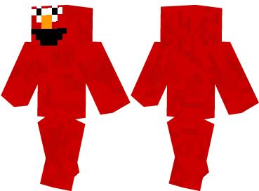 Скин Elmo