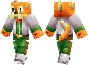 Fox-Mccloud-Skin