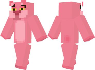 Скин Pink Panther