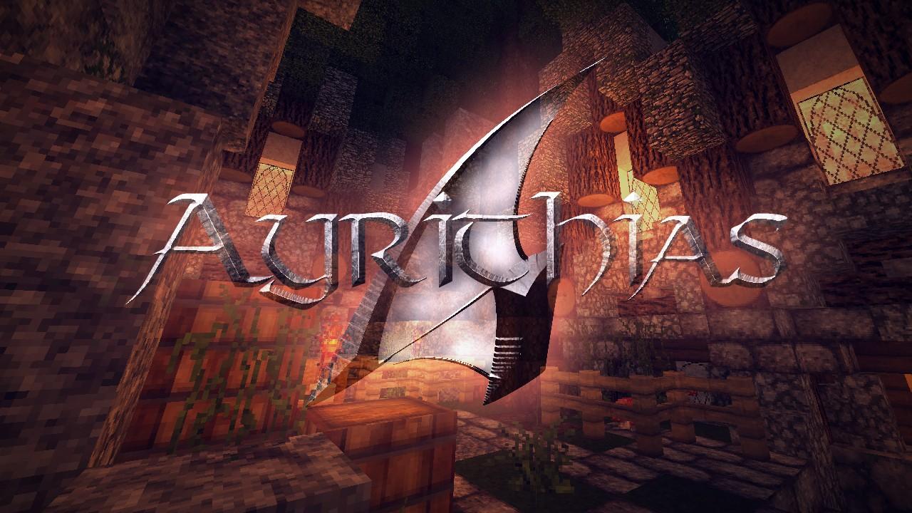 [32x] Ayrithias - РПГ средневековье