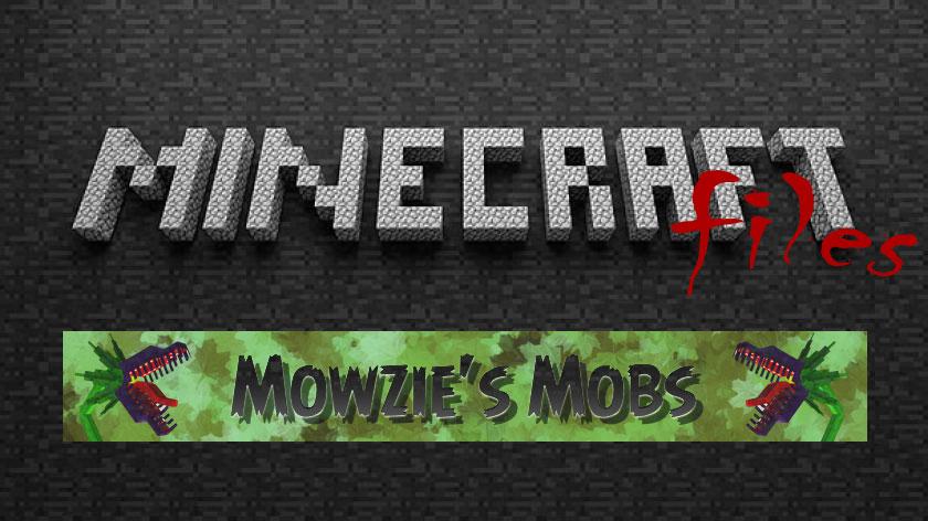 Mowzie's Mobs - уникальные мобы