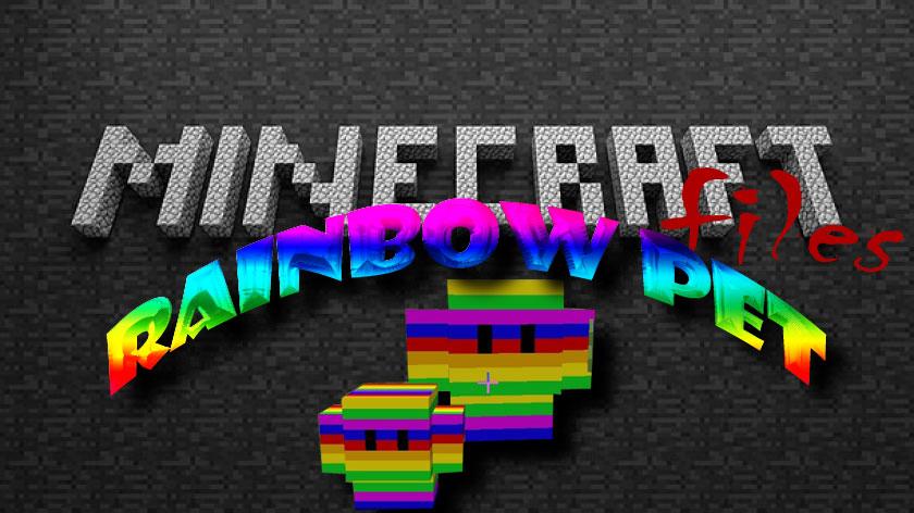 Rainbow Pet - радужный друг