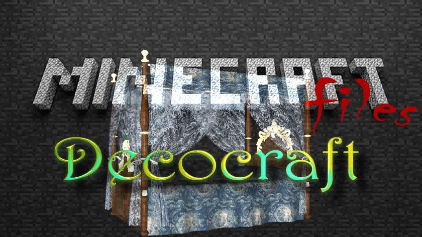 Decocraft - супер декорации