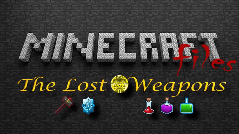 The Lost Weapons - потерянное оружие