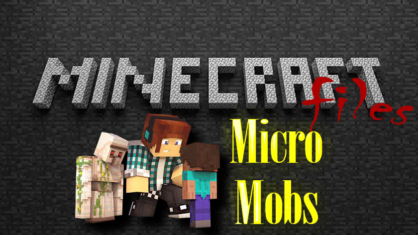 Clay Living Dolls (Micro Mobs) - мини мобы
