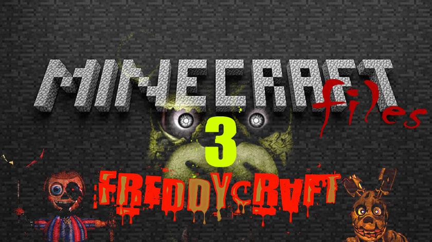 FreddyCraft - Five nights at freddy's 3