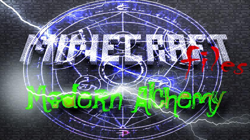 Modern Alchemy - алхимия