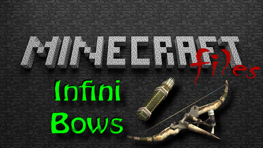 InfiniBows - бесконечные стрелы