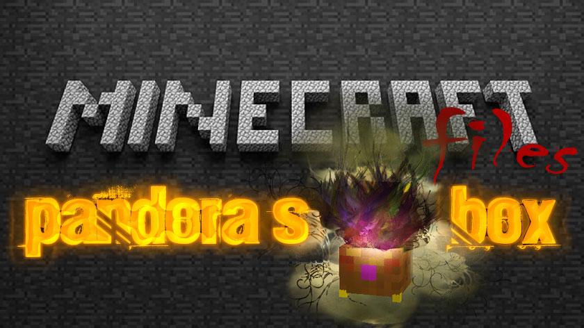 Pandora's Box - ящик Пандоры