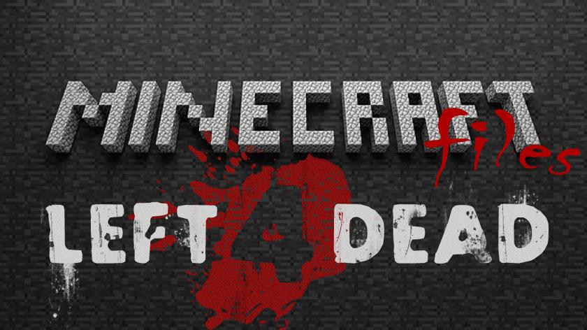 Left 4 Mine - по игре Left 4 Dead