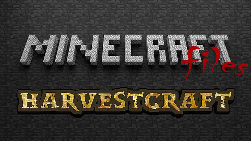 Pam's HarvestCraft - урожай, еда и броня