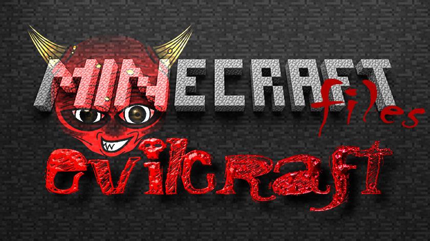 EvilCraft - зло, злые вещи и злые мобы