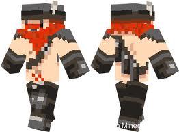Скин Dwarf Red Beard