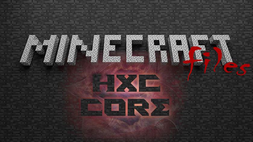 HxC-Core мод