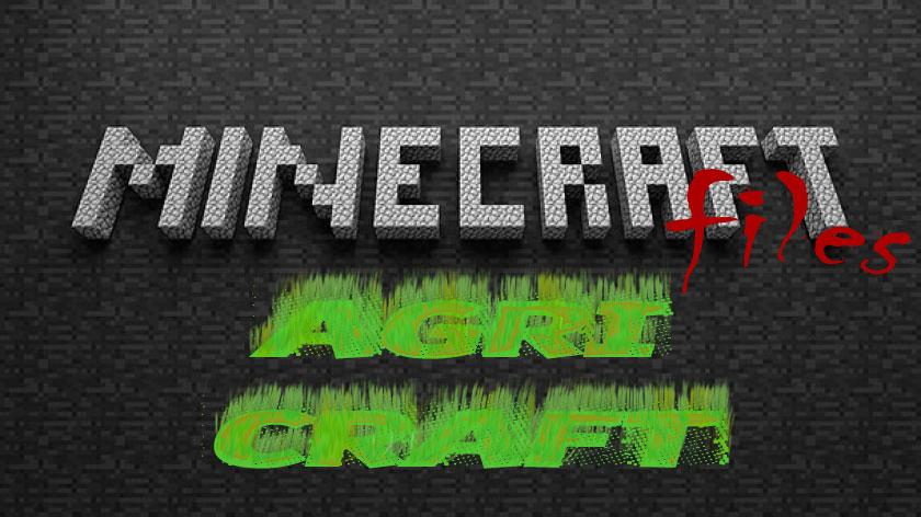 AgriCraft - растения мутанты