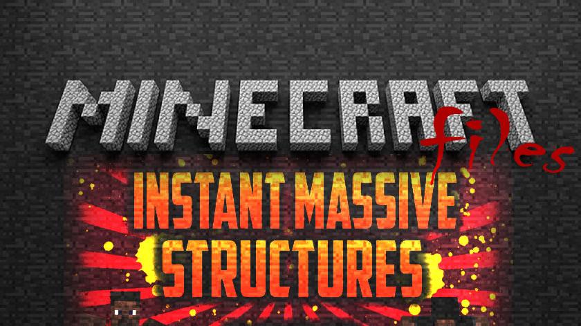 Instant Massive Structures - мгновенные массивные постройки