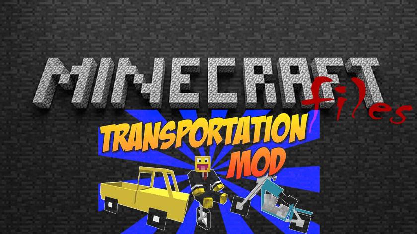 Transportation - разнообразный транспорт