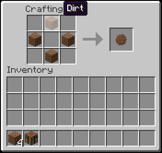 Basic Elements - 4 элемента [1.11.2] [1.10.2] [1.9.4] [1.8.9]