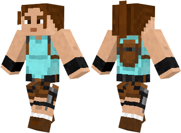 Скин Lara Croft