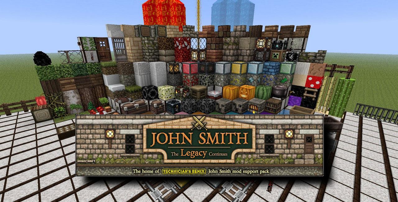 [32x] Johnsmith Legacy - средневековый стимпанк