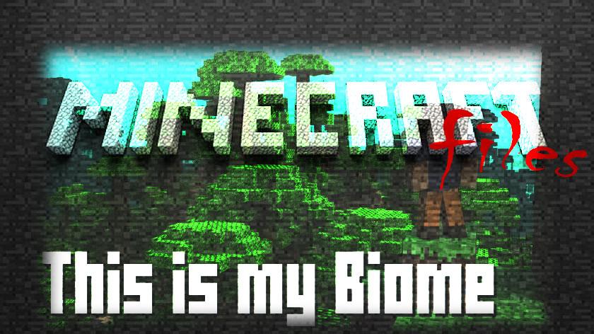 myBiomes - мои собственные биомы