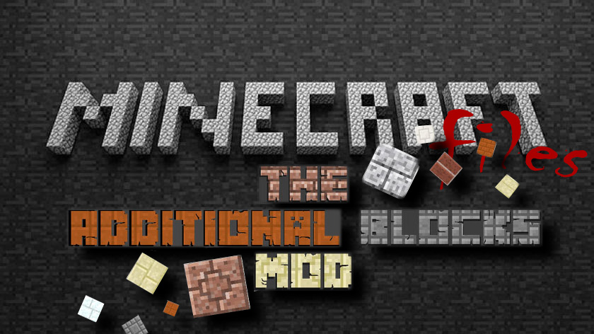 The Additional Blocks - новые блоки