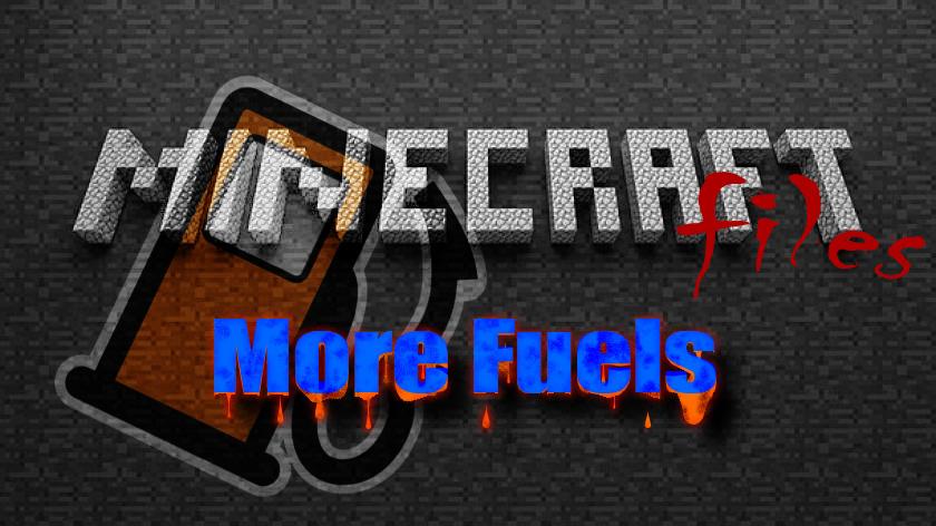 More Fuels - топливо, много топлива