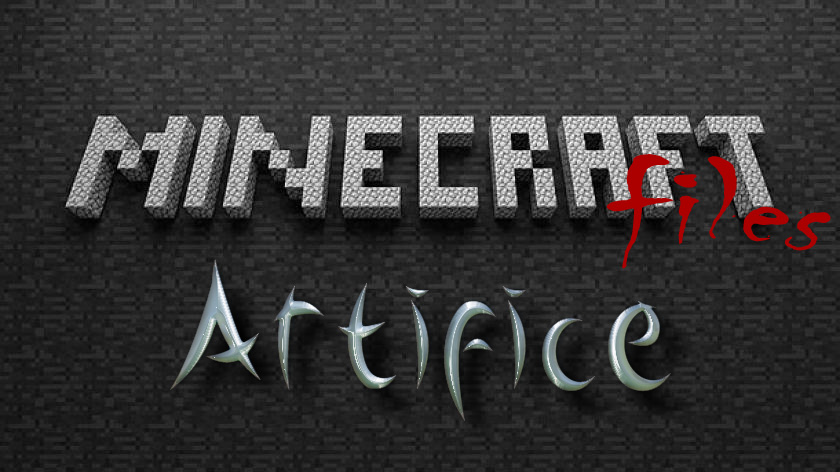 Artifice - новые блоки, сталь, усиление брони
