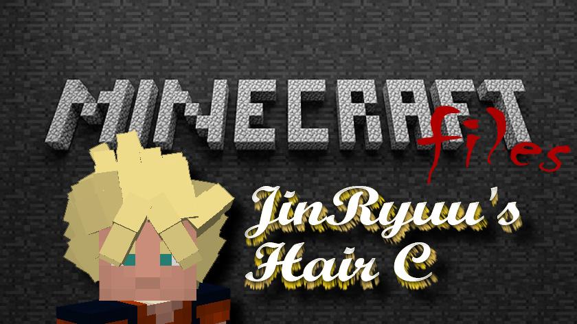 JinRyuu's Hair C - мод на прически