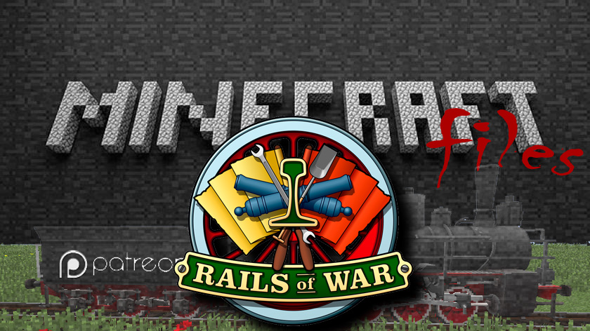 Rails of War - мод на поезда