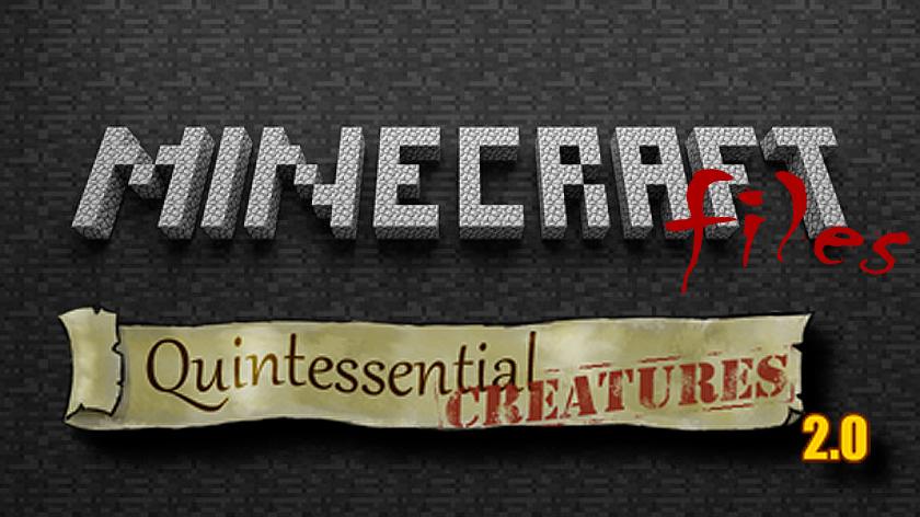 Quintessential Creatures - мод на новых мобов