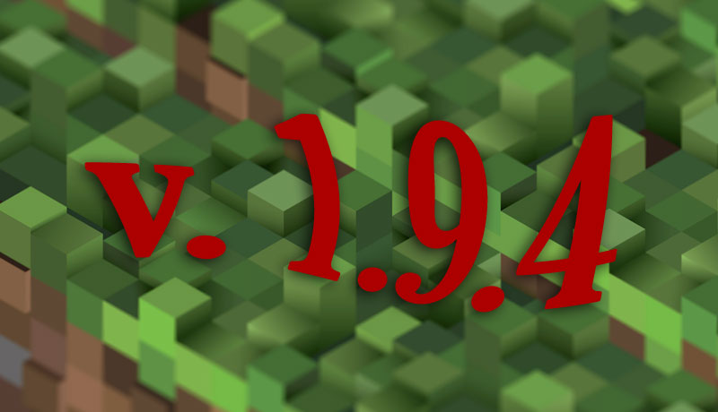 Minecraft 1.9.4