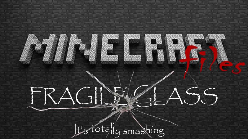 Fragile Glass - стекло и лед