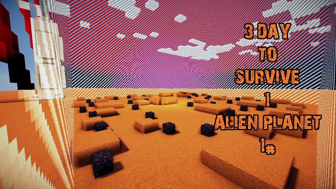 3 Days to Survive 1: Alien Planet - выживание на Марсе