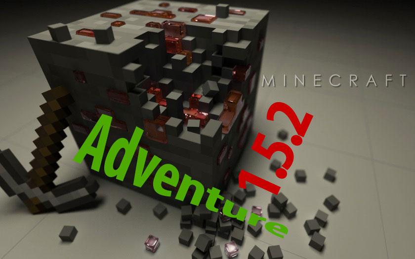 Майнкрафт 1.5.2 с модами на приключения