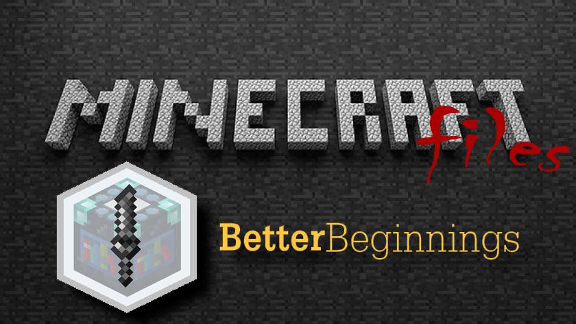 Better Beginnings - начальный набор