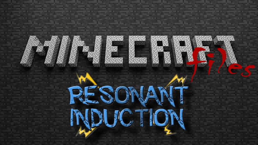 Resonant Induction, Engine - электричество и индукция