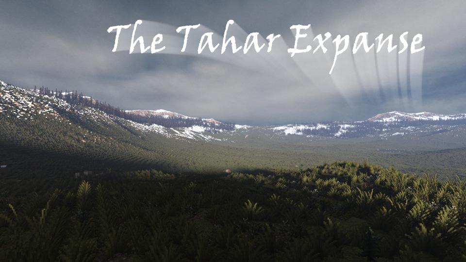 The Tahar Expanse - монгольская степь