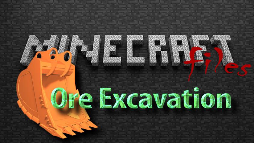 Ore Excavation - мгновенная добыча ресурсов