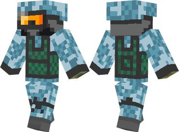 Скин Modern Warfare 2 Ranger
