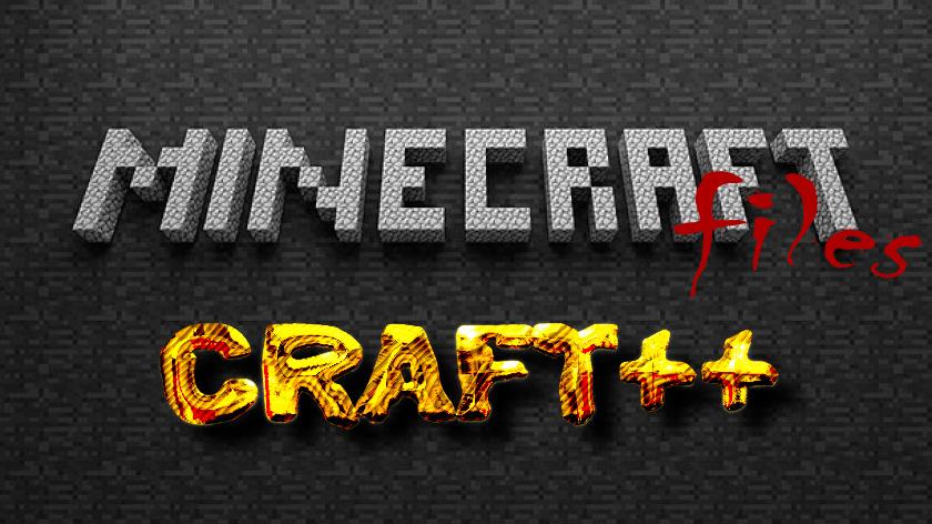 Craft++ - мод на крафт и зачарование