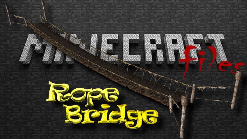Rope Bridge - подвесной мост