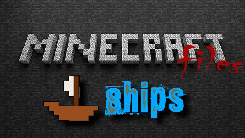 Ships - мод на плавающие корабли